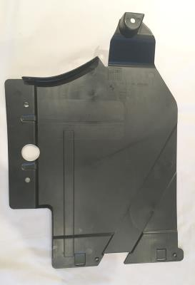 BMW Floor Pan Cover Extension Right 51757241838
