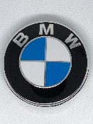 BMW 68mm Wheel Centre Cap and Badge