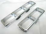 BMW Chrome Double & Triple Window Window Switch Surrounds 3 Series E36