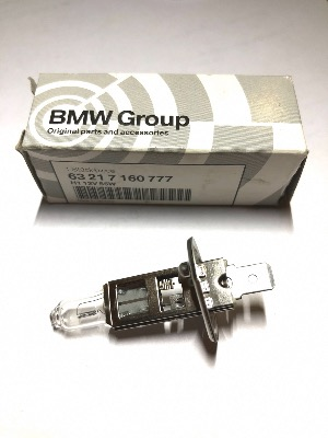 BMW H1 12v 55W Headlight Bulb 63217160777