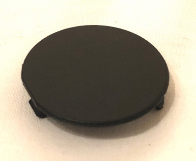 BMW Z3 Dashboard Covering Cap Black 51458399931