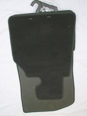 BMW 3 Series E46 Anthracite OEM Mats