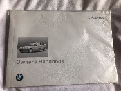 BMW E36 Compact Owners Handbook 01419789281