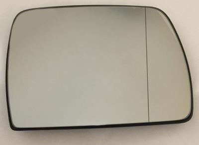 BMW X3 E83 Heated Wide Angle Mirror Glass Right 51163404626
