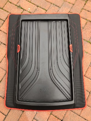 BMW F33 F83 Fitted Luggage Compartment Mat Sport 51472350541