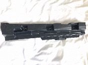 BMW F30 F31 Right Front Sill Cover Supporting Ledge 51777256920