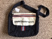 BMW Motorsport Messenger Bag 80222318277