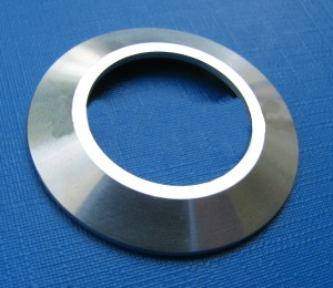 BMW Chrome Sport Button Ring Z4 E85 E86