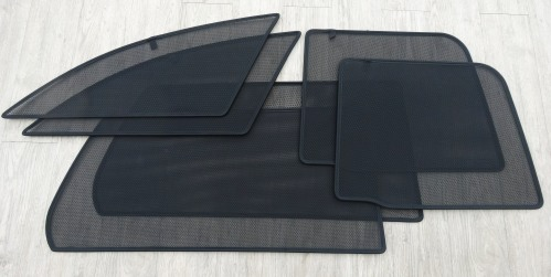 BMW 3 Series F31 Touring Custom Fit Sun Shade Blinds