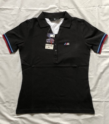 BMW M Polo Shirt Ladies Small 80142211749