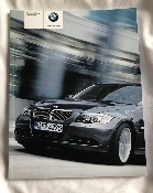 BMW E90 Owners Handbook 01419789281