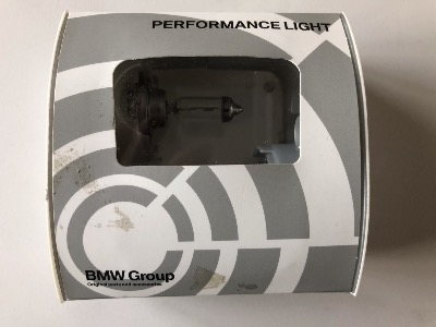 BMW Performance H7 Bulbs 63212239799