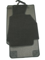 BMW Z3 Aug 2001 - Feb 2003 Anthracite OEM Mats