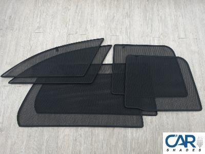 BMW X5 E53 Custom Fit Sun Shade Blinds