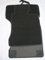 BMW 5 Series E60 & E61 Jul 2003-Nov 2004 Anthracite OEM Mats