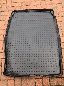 BMW F10 Fitted Luggage Compartment Mat 51472153687