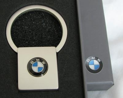 BMW Metal Key Ring with BMW Badge 80560443278