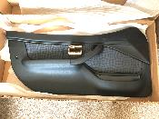 BMW Z3 Left Side Anthracite Door Trim Panel Card 51418413473