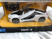 BMW i8 1:14 Scale Radio Controlled Model - Official BMW Licenced Product